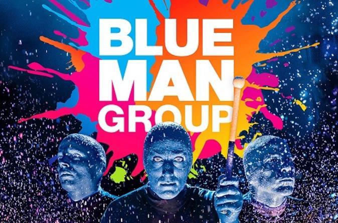 Blue Man Group at Briar Street Theater