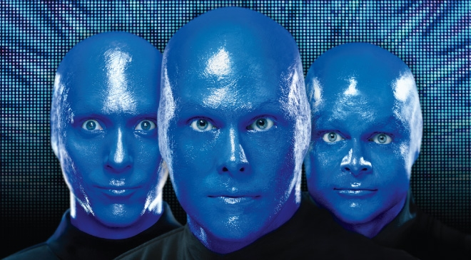Blue Man Group New Year's Eve Celebration at Briar Street Theater